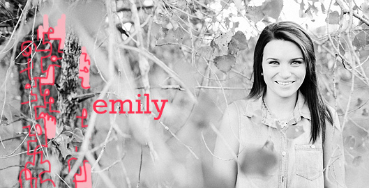 Emily - Franklin Senior Photos