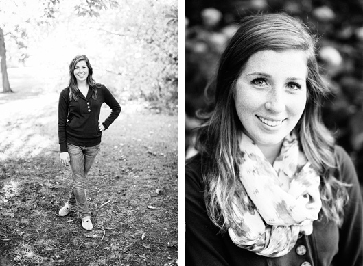 Menomonee Falls High School Senior Photos