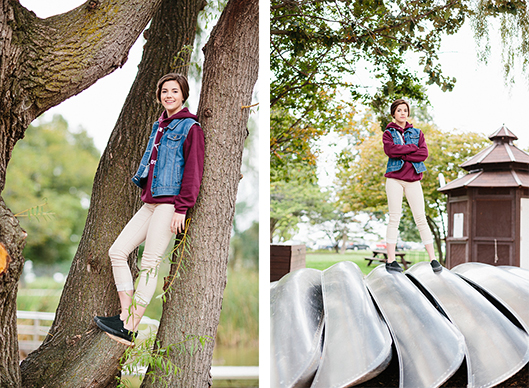 Milwaukee High School Senior Photography