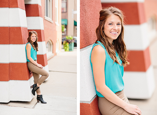 Milwaukee Senior Photos